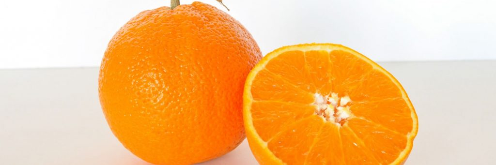 Orange Fruit Diet
